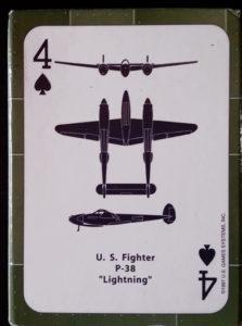 U.S. Fighter P-38 Lightning