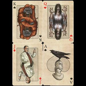 Face card art