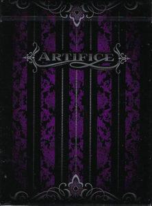 Artifice in purple