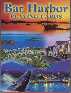 Bar Harbor Playing Cards