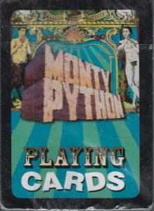 Monty Python Playing Cards