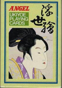 Angel Ukiyoe Playing Cards